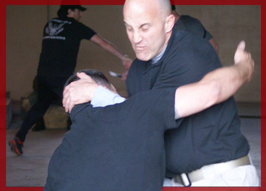 Combative Fighting Arts AMOK! Global Edged Weapon training